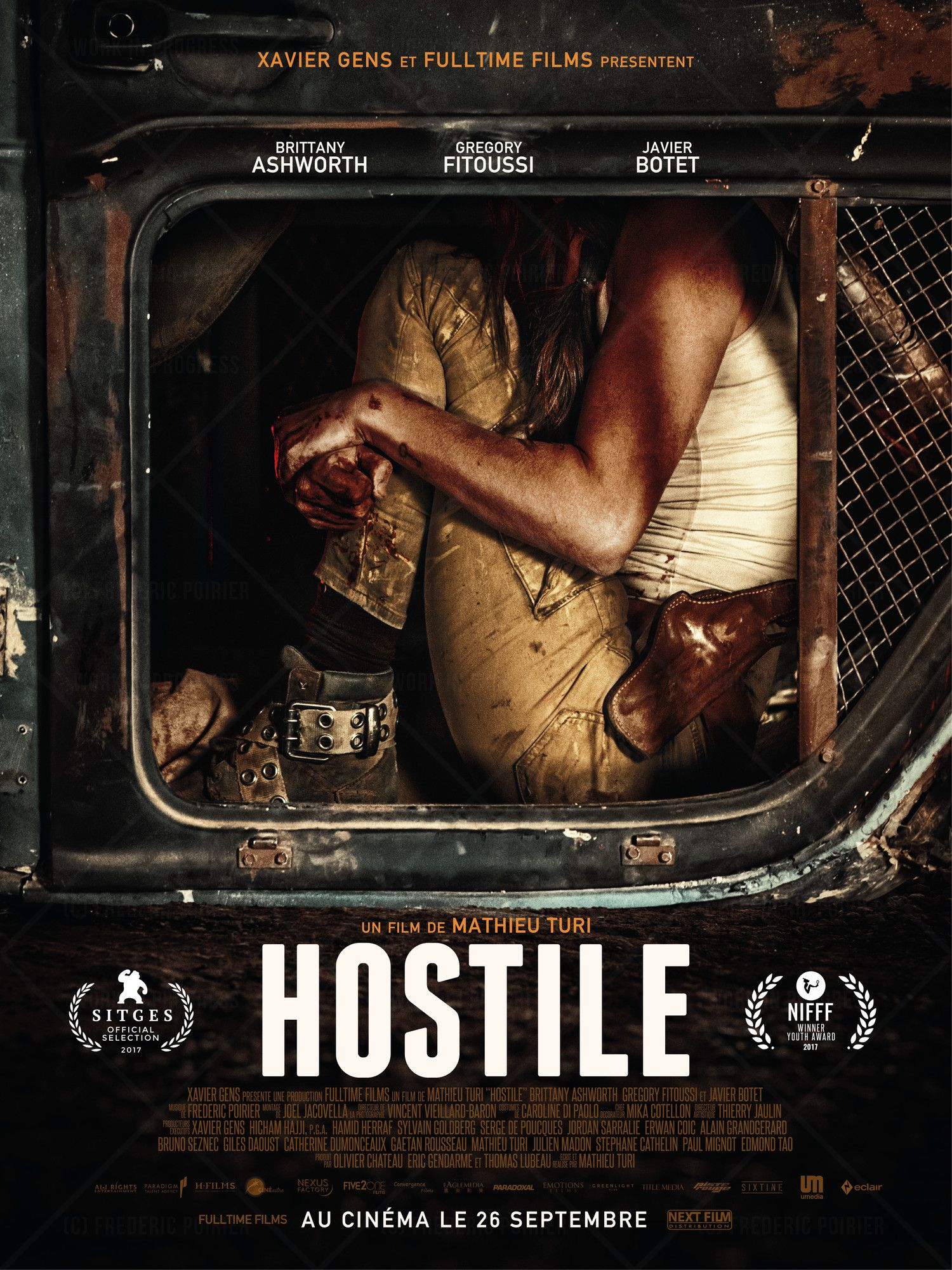 Hostile - Film (2018)