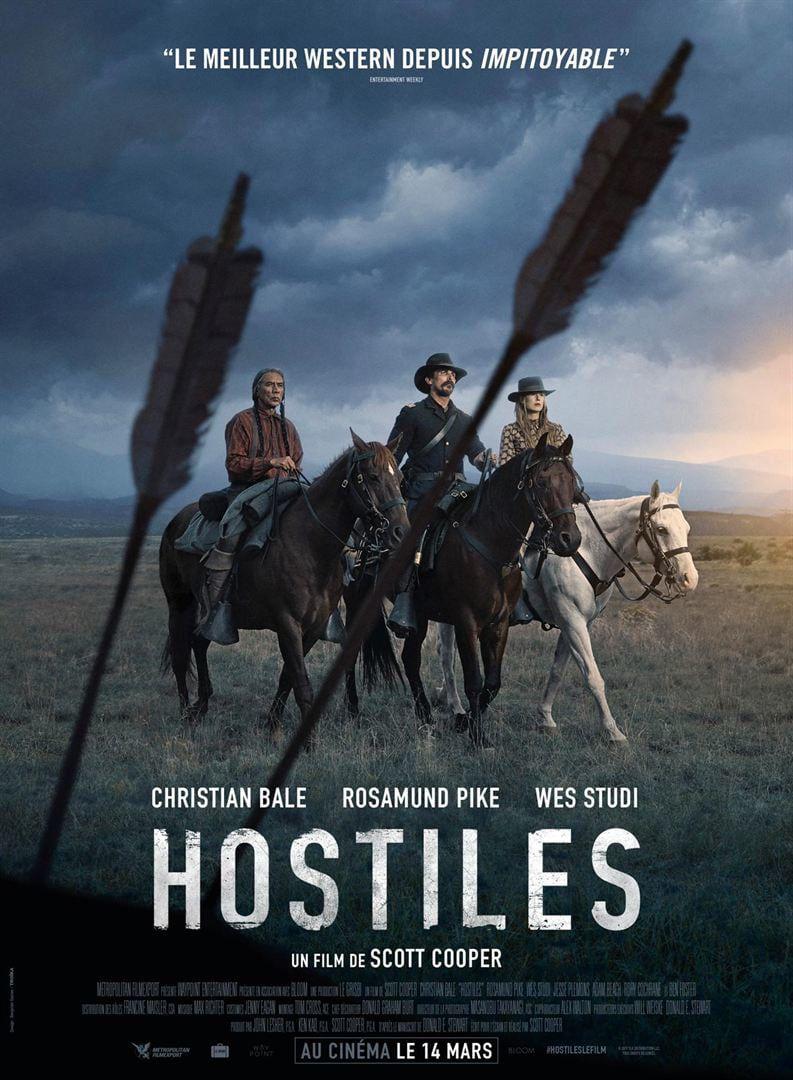 Hostiles - Film (2018)