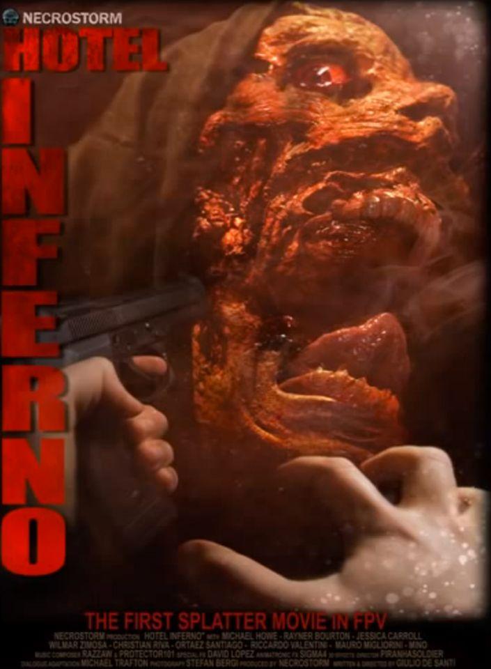 Hotel Inferno - Film (2013)