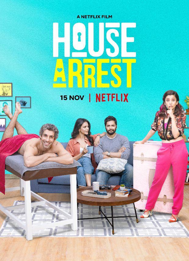 House Arrest - Film (2019)