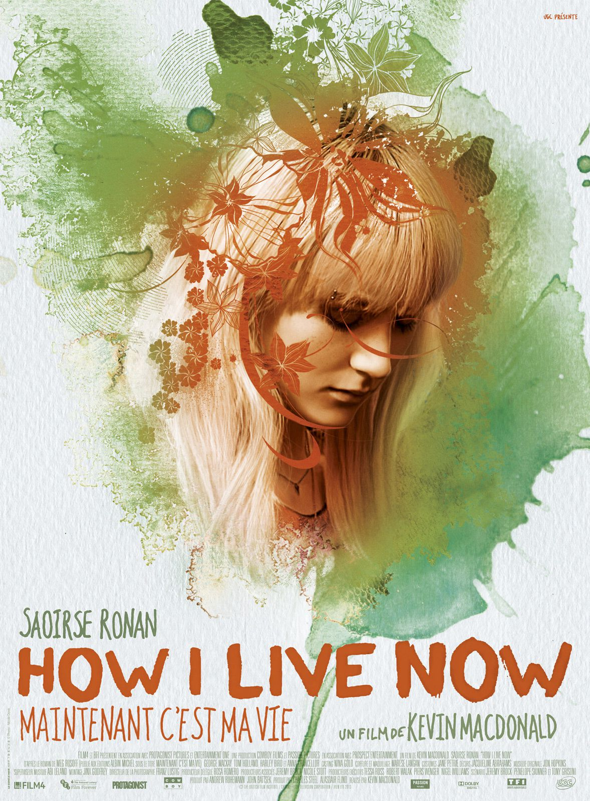 How I Live Now (Maintenant c'est ma vie) - Film (2013)
