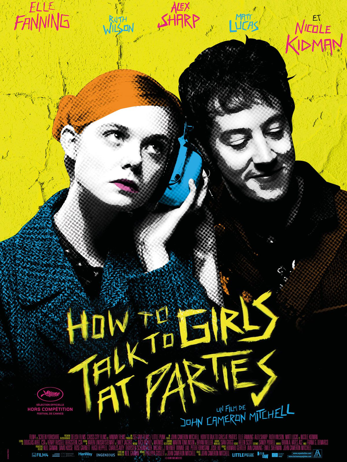 How to Talk to Girls at Parties - Film (2018)