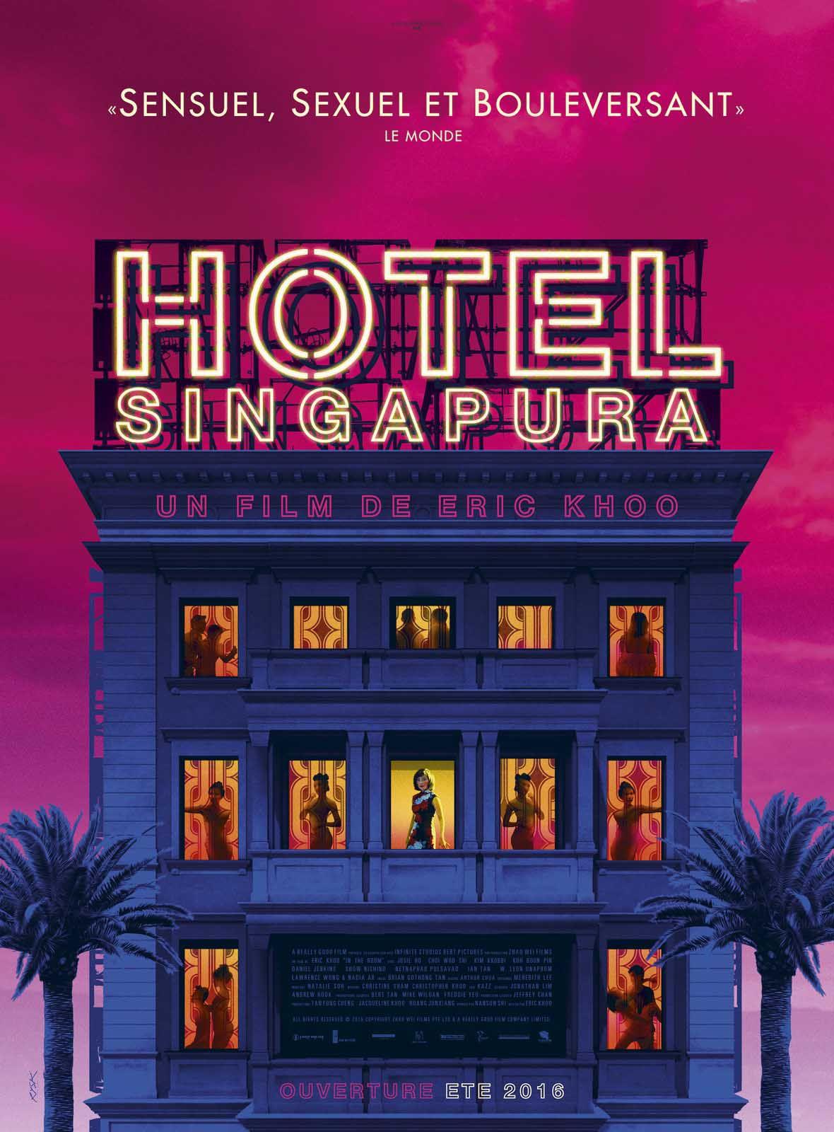 Hôtel Singapura - Film (2015)