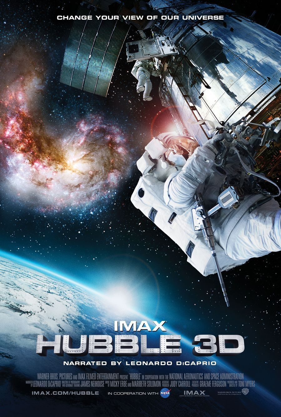 Hubble 3D - Documentaire (2010)