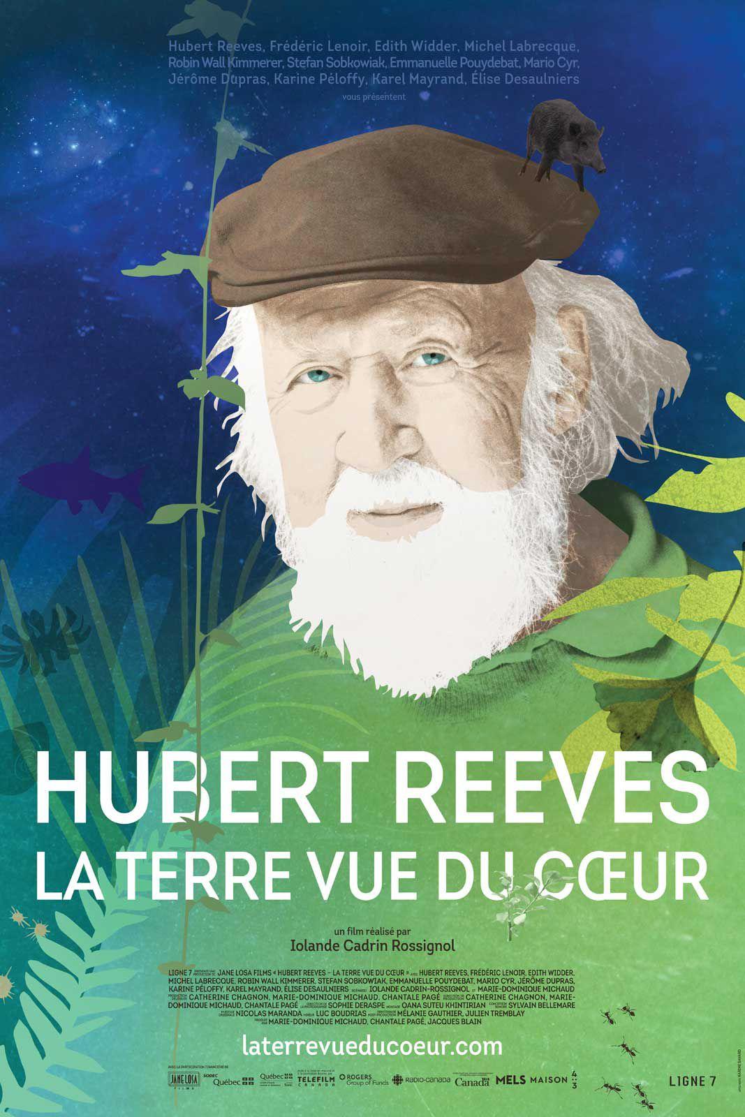 Hubert Reeves - La Terre vue du coeur - Documentaire (2018)