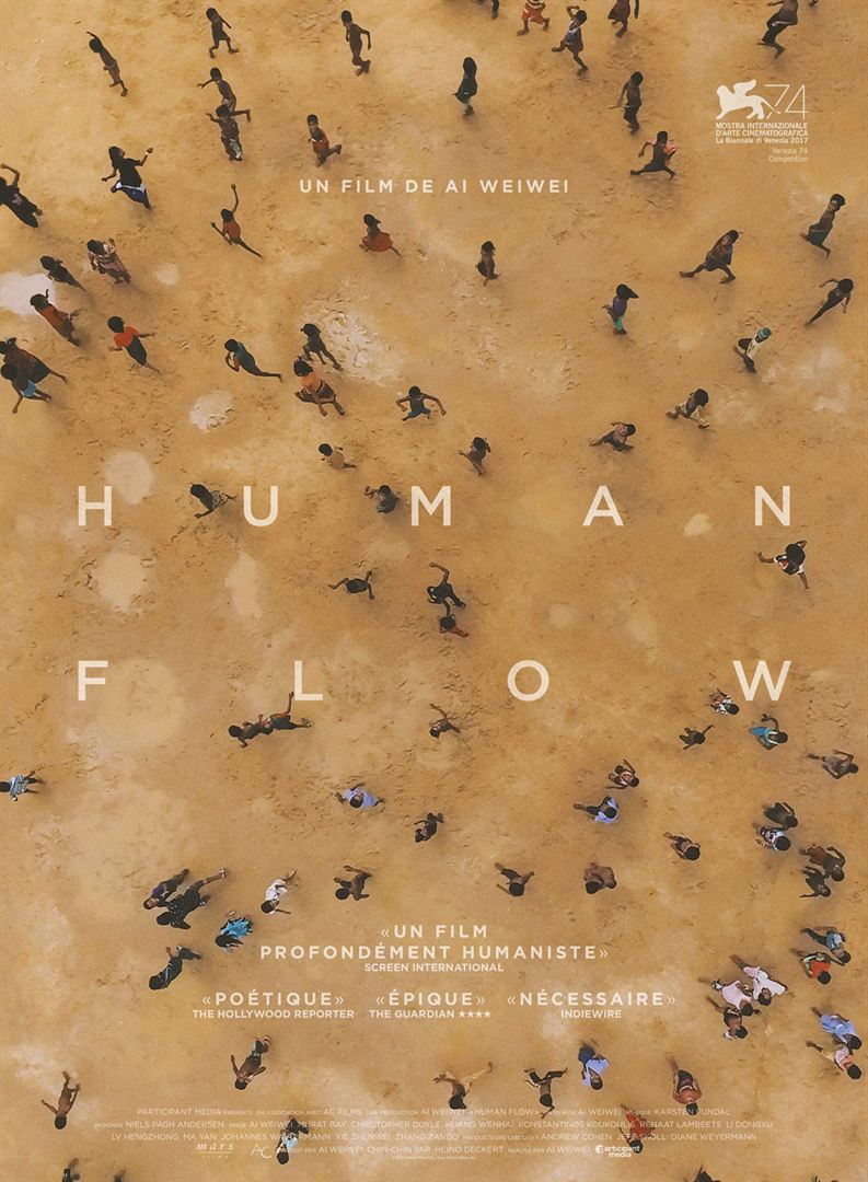 Human Flow - Documentaire (2018)