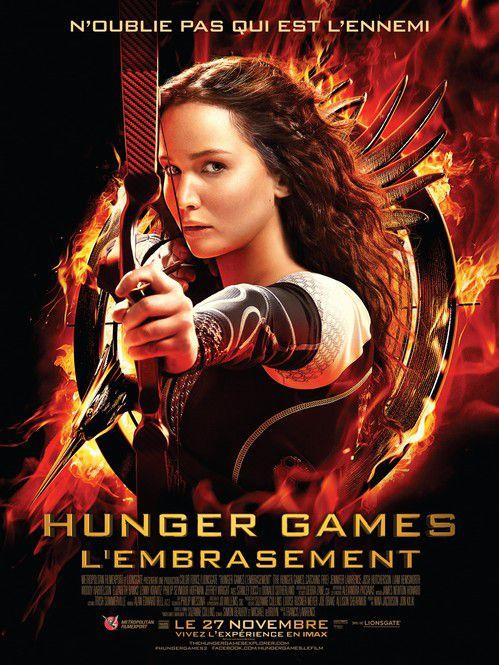 Hunger Games : L'Embrasement - Film (2013)