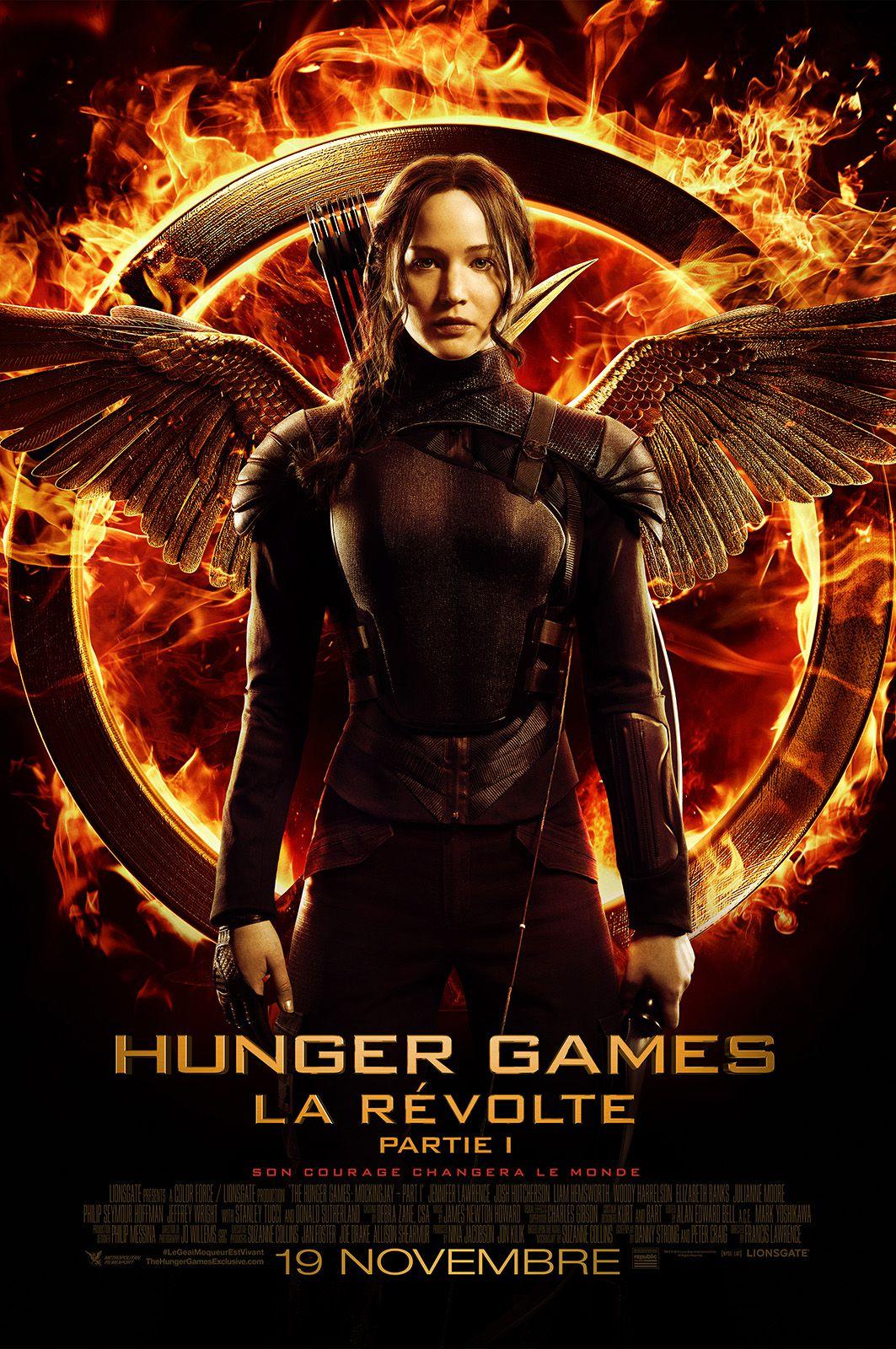 Hunger Games : La Révolte, partie 1 - Film (2014)