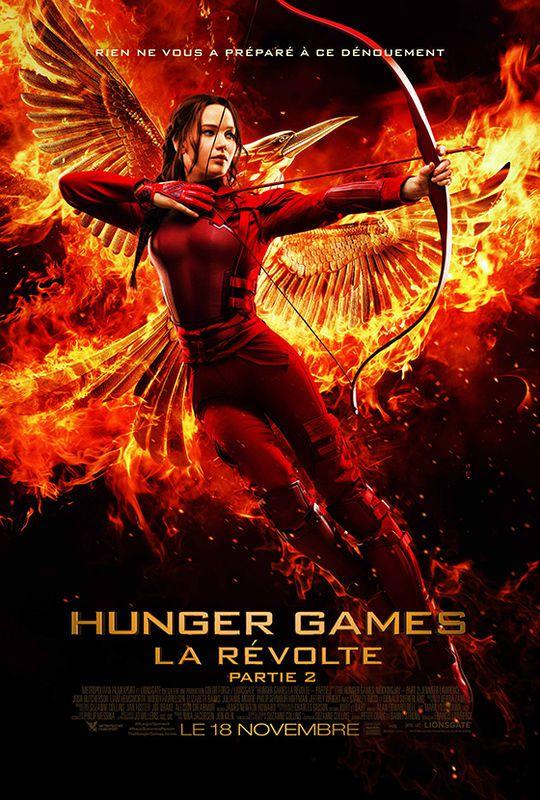 Hunger Games : La Révolte, partie 2 - Film (2015)