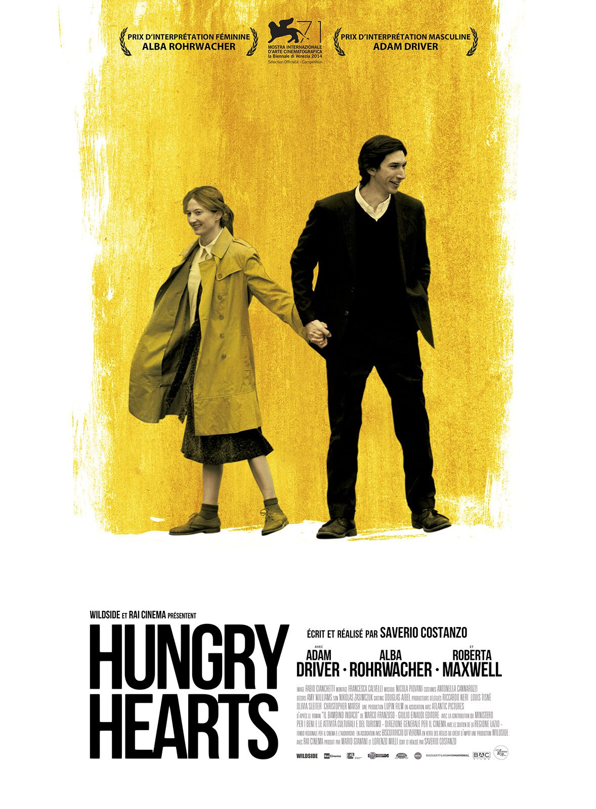 Hungry Hearts - Film (2015)