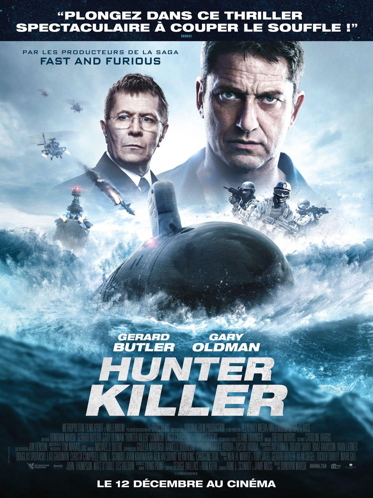 Hunter Killer - Film (2018)