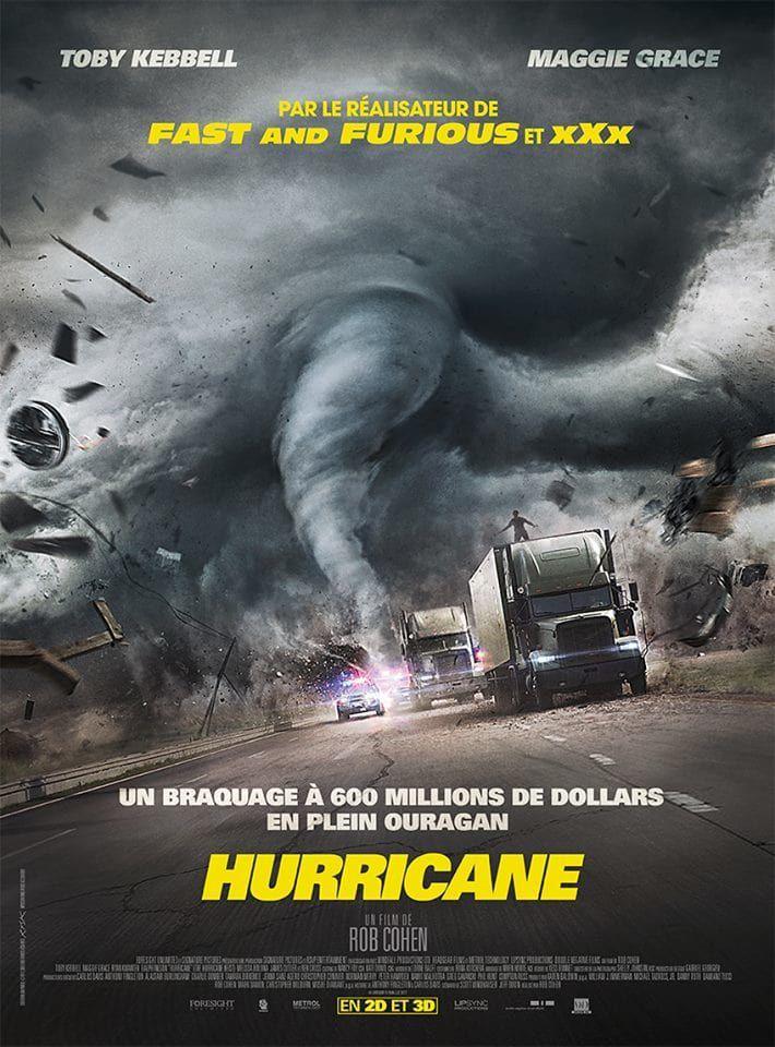 Hurricane - Film (2018)