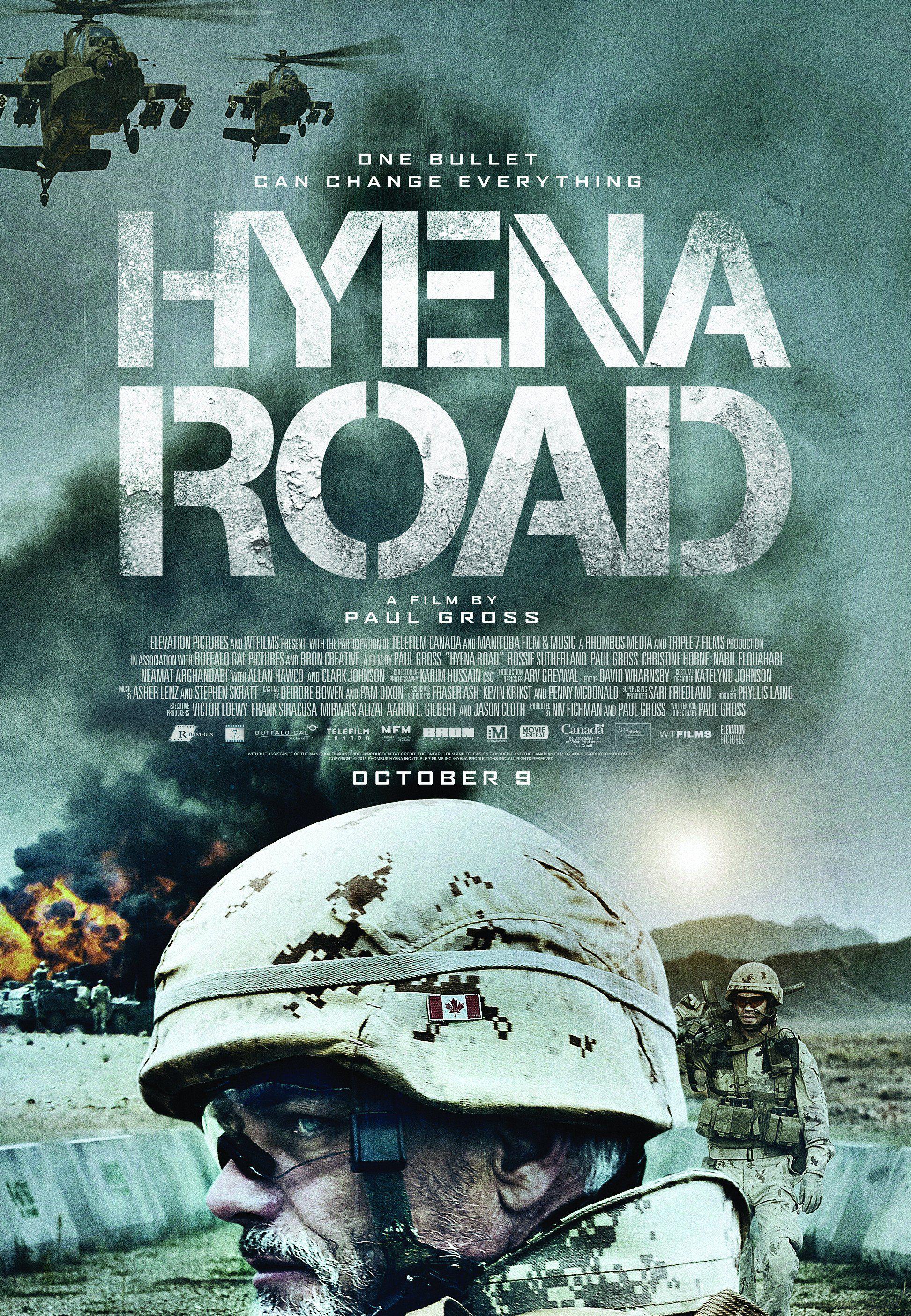 Hyena Road - Film (2015)