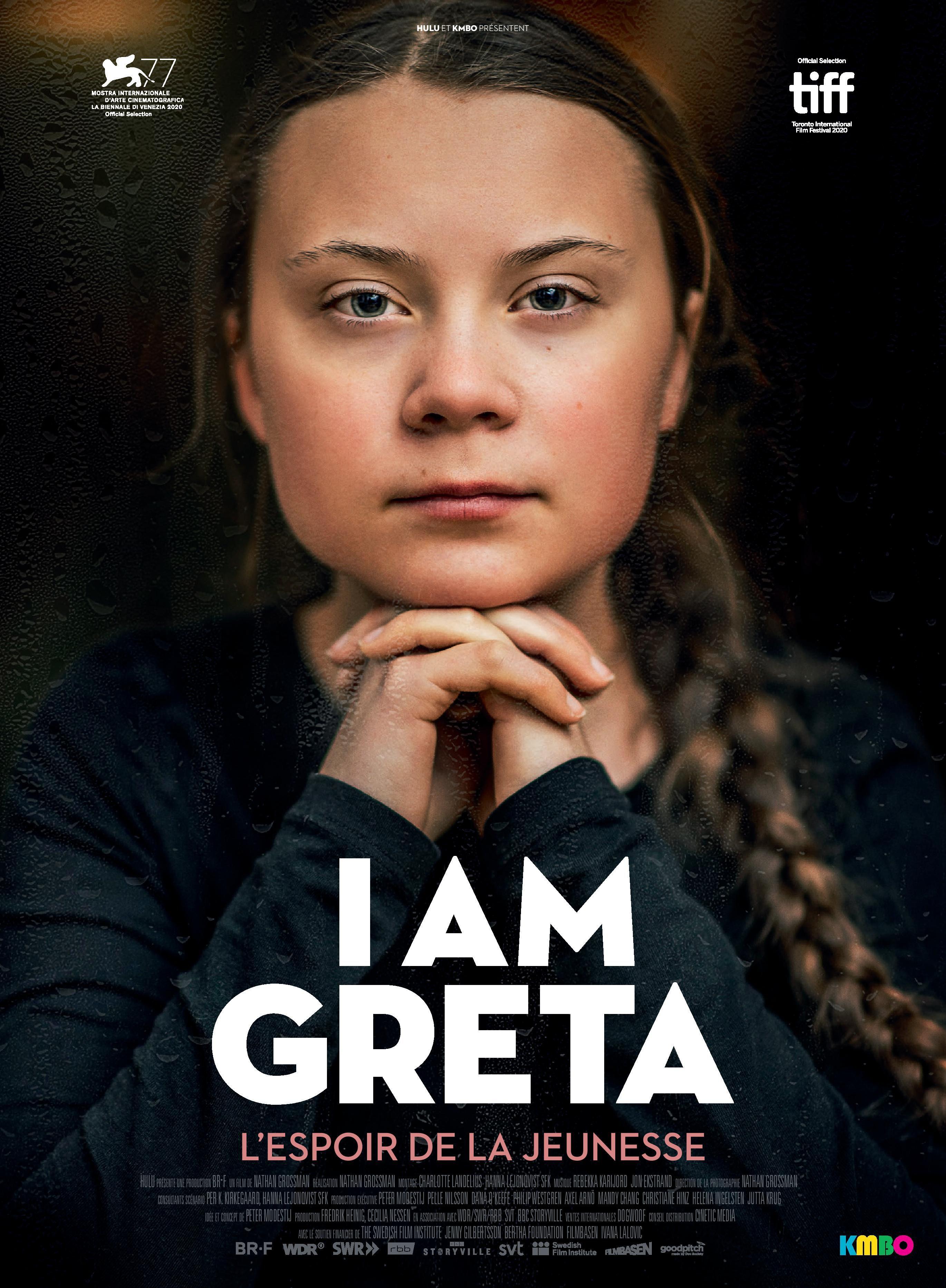 I Am Greta - Documentaire (2021)