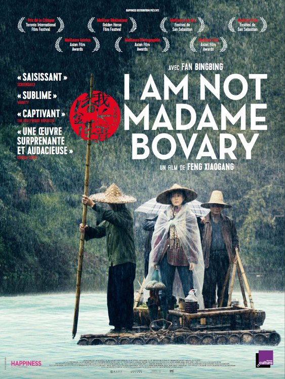 I Am Not Madame Bovary - Film (2016)