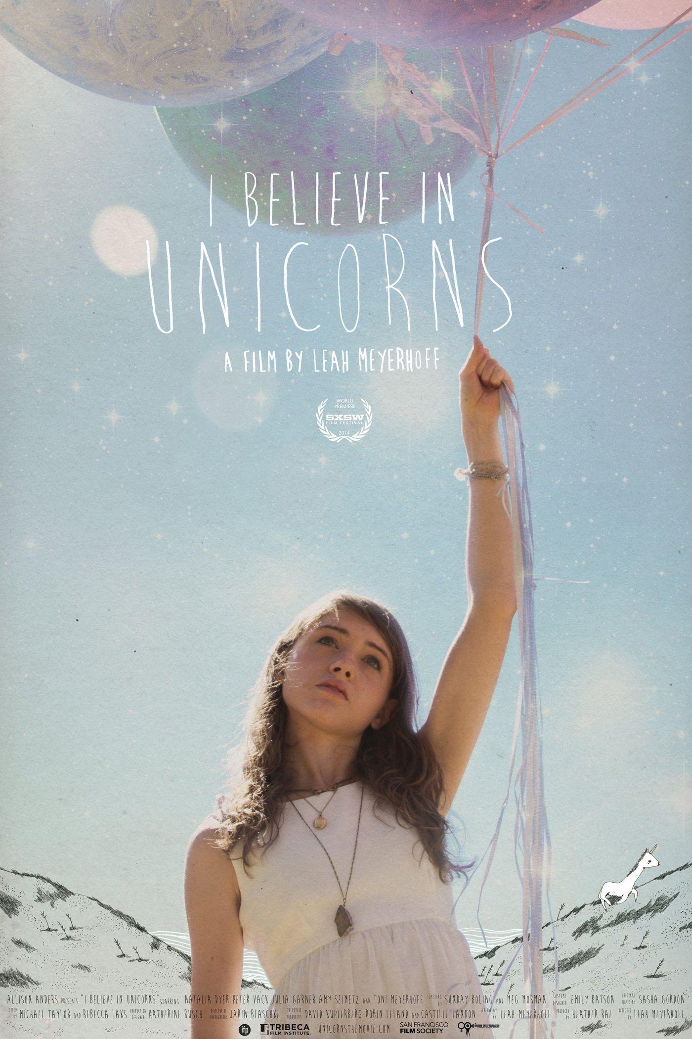 I Believe in Unicorns - Film (2016)