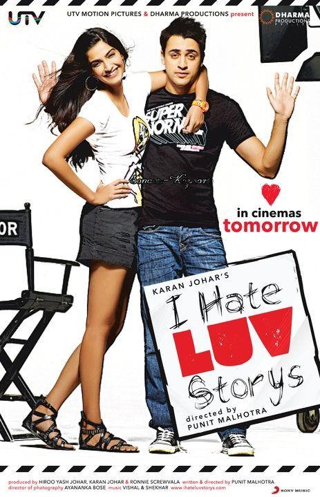 I Hate Luv Storys - Film (2010)
