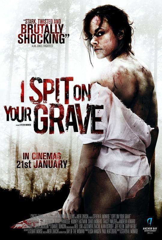 I Spit on Your Grave - Film (2011)