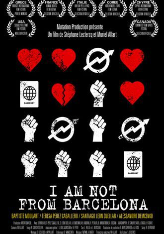 I am not from Barcelona - Film (2016)