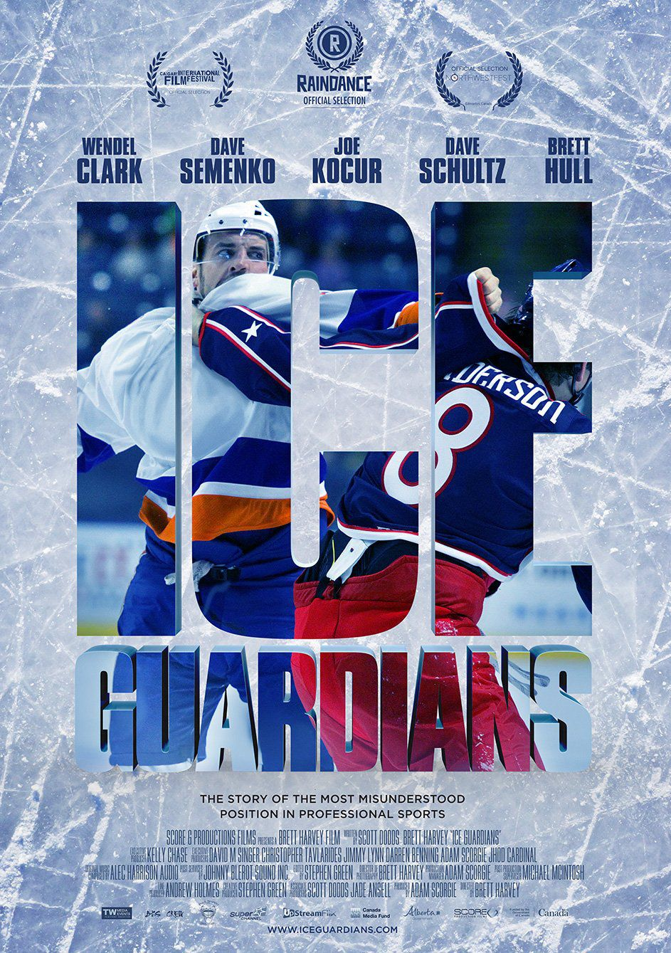 Ice Guardians - Documentaire (2016)