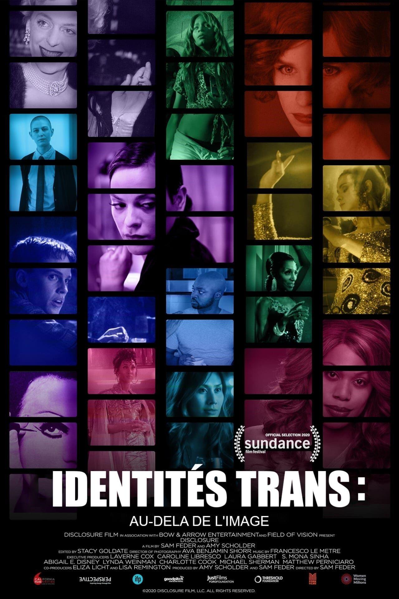 Identités trans : Au-delà de l'image - Documentaire (2020)