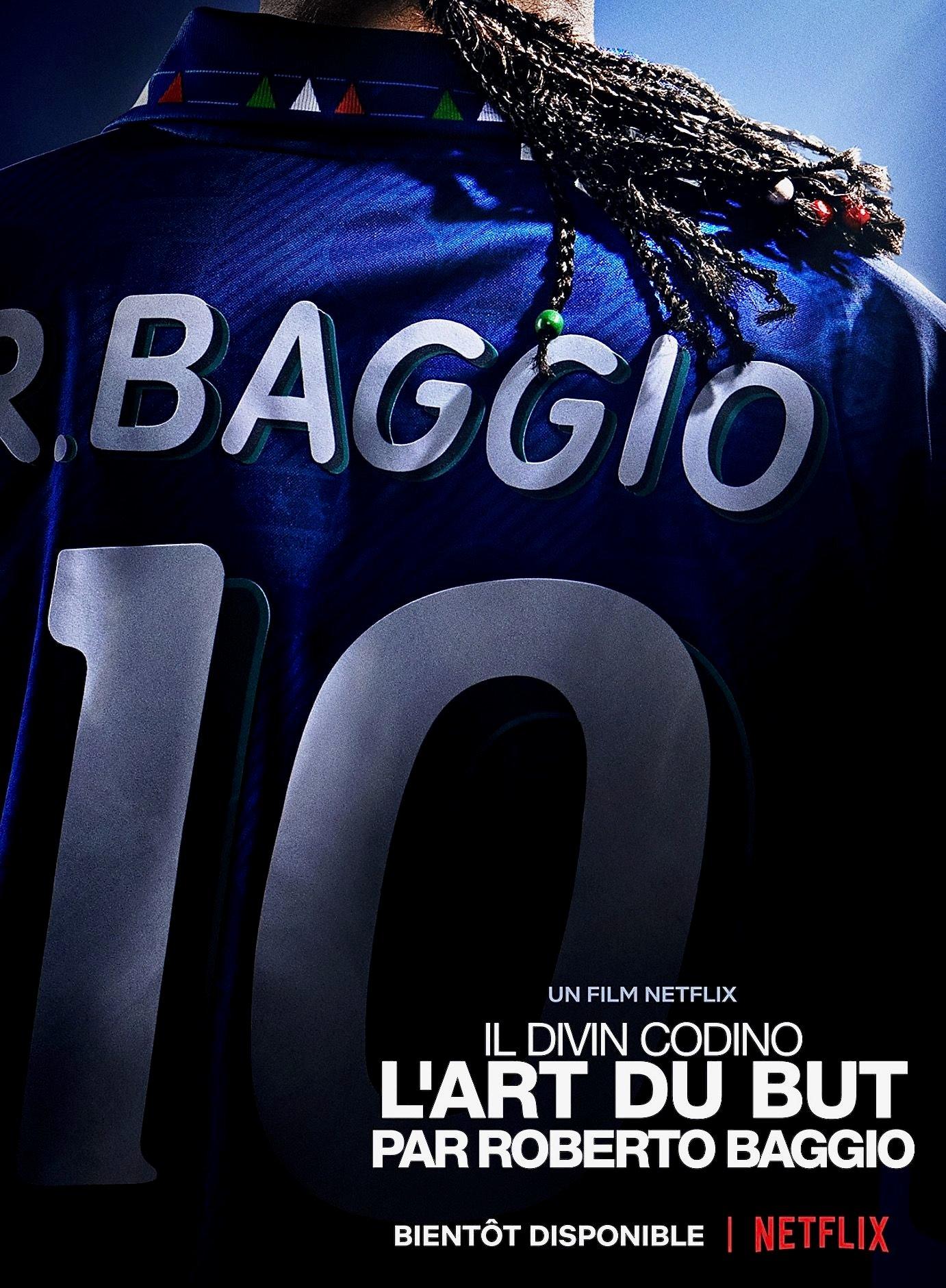 Il Divin Codino : L'art du but par Roberto Baggio - Film (2021)