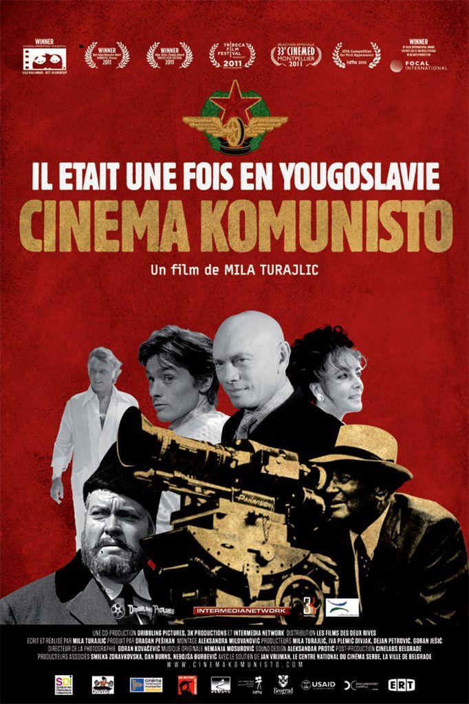 Il était une fois en Yougoslavie : Cinema Komunisto - Documentaire (2012)