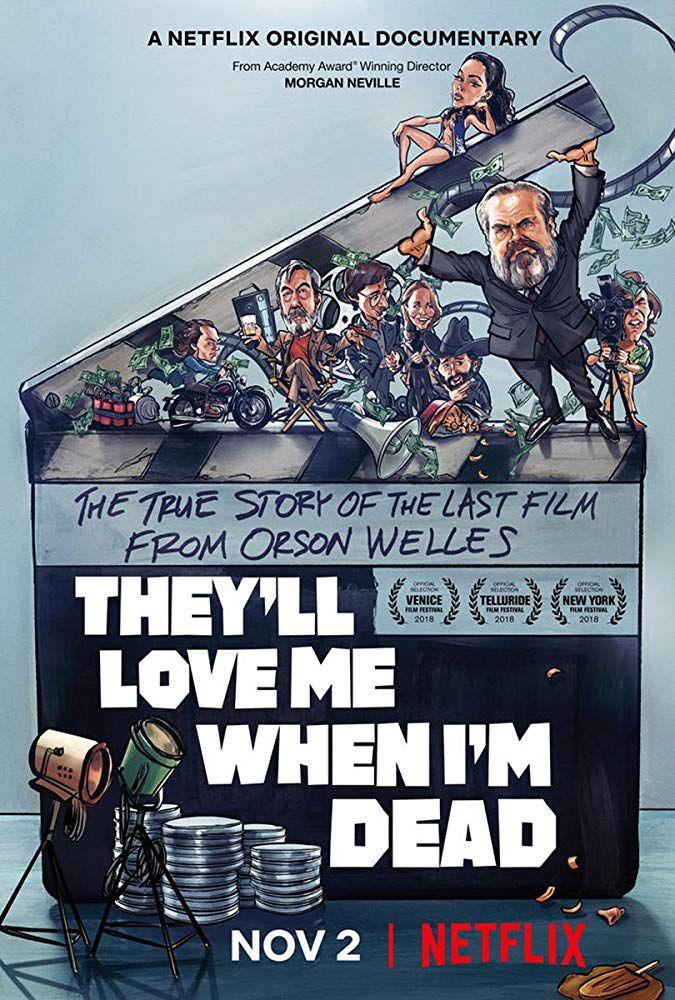Ils m'aimeront quand je serai mort - Documentaire (2018)