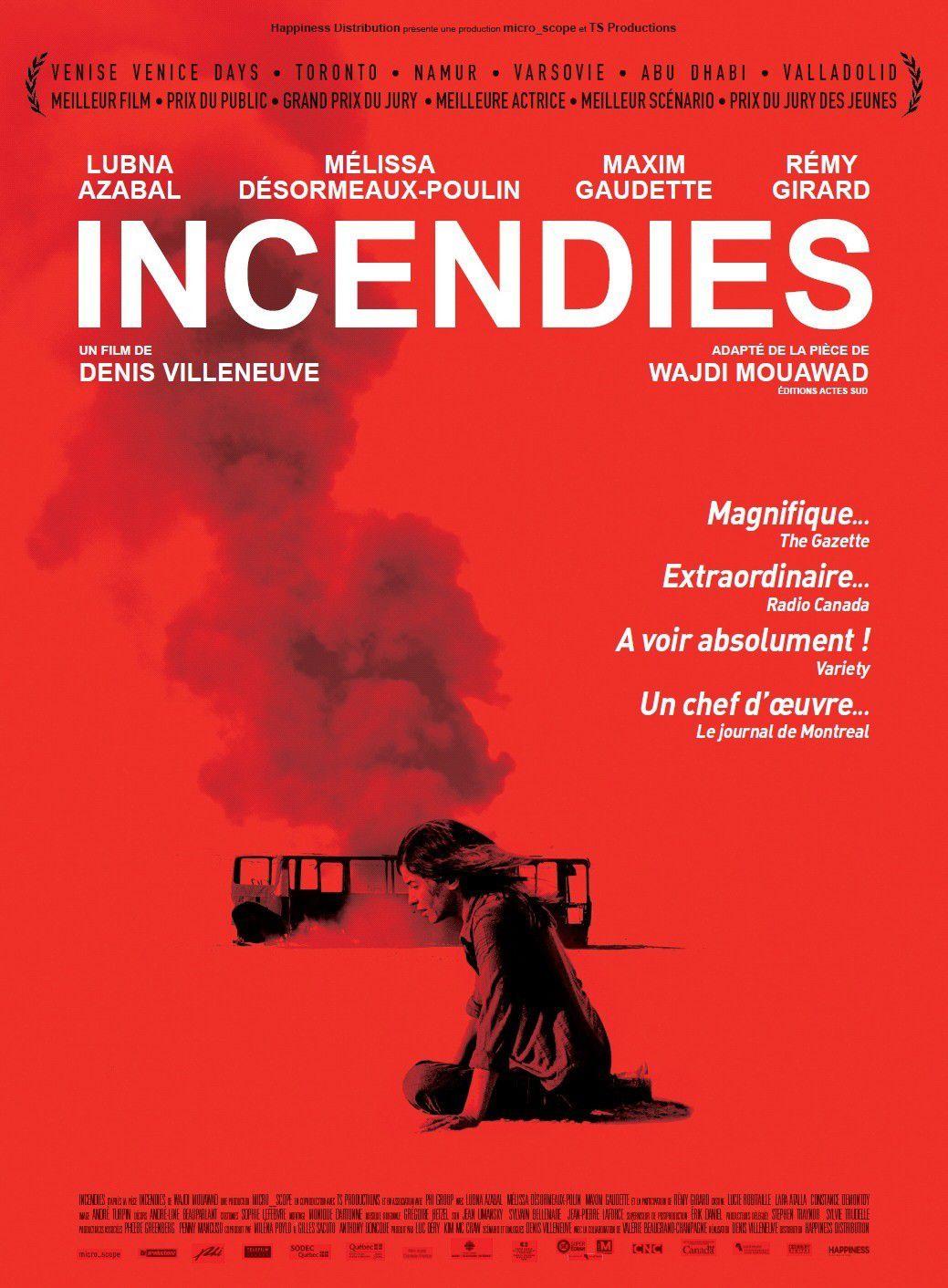 Incendies - Film (2010)