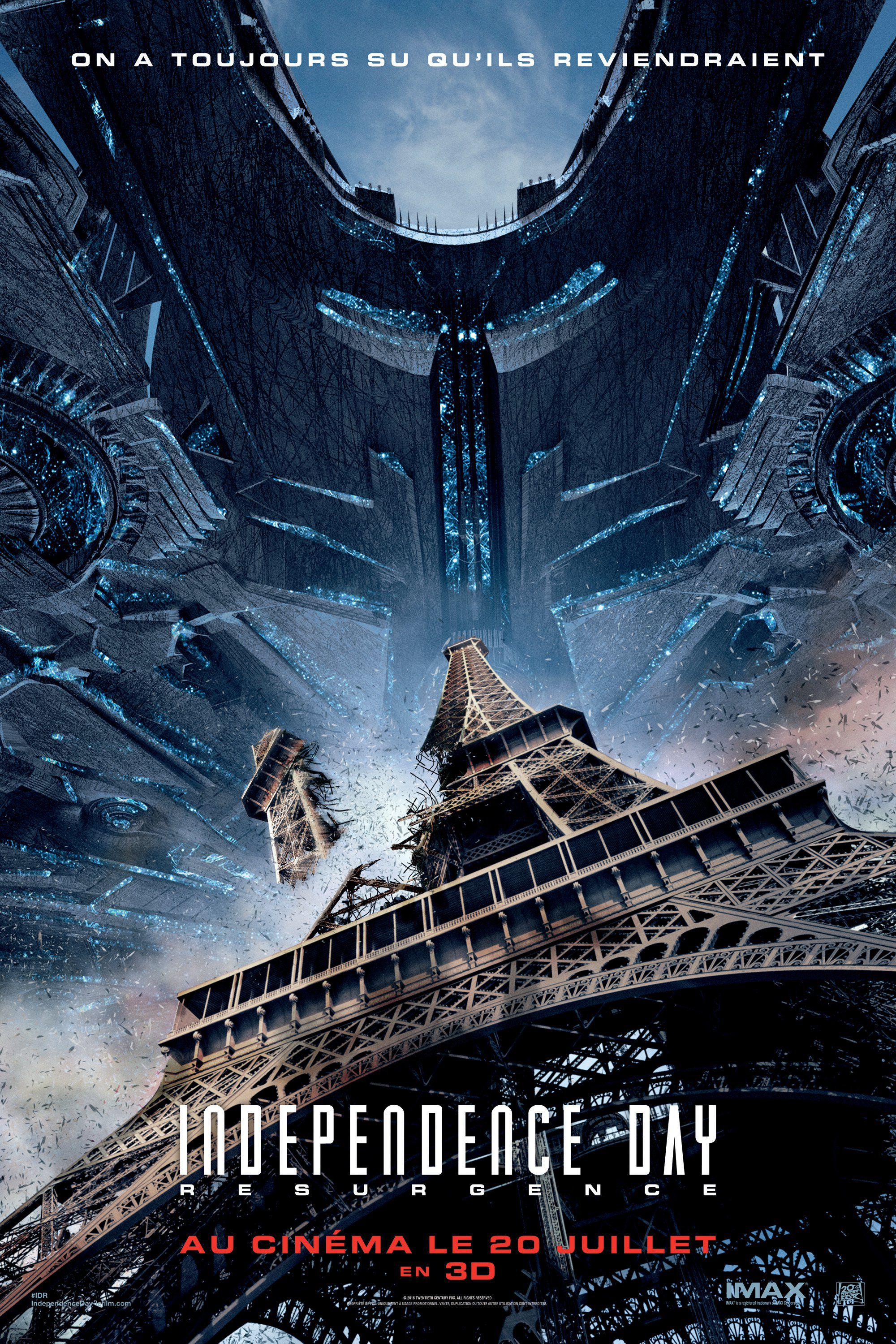 Independence Day : Resurgence - Film (2016)