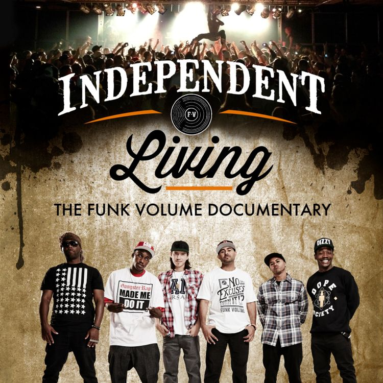 Independent Living, The Funk Volume Documentary - Documentaire (2013)