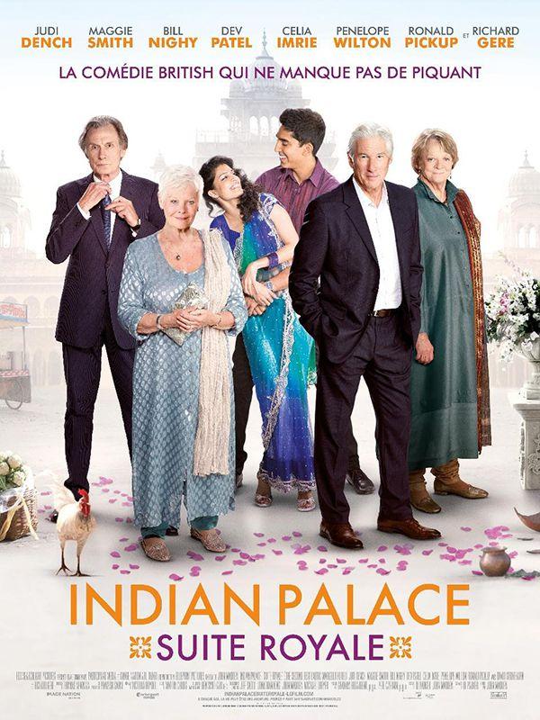 Indian Palace : Suite royale - Film (2015)