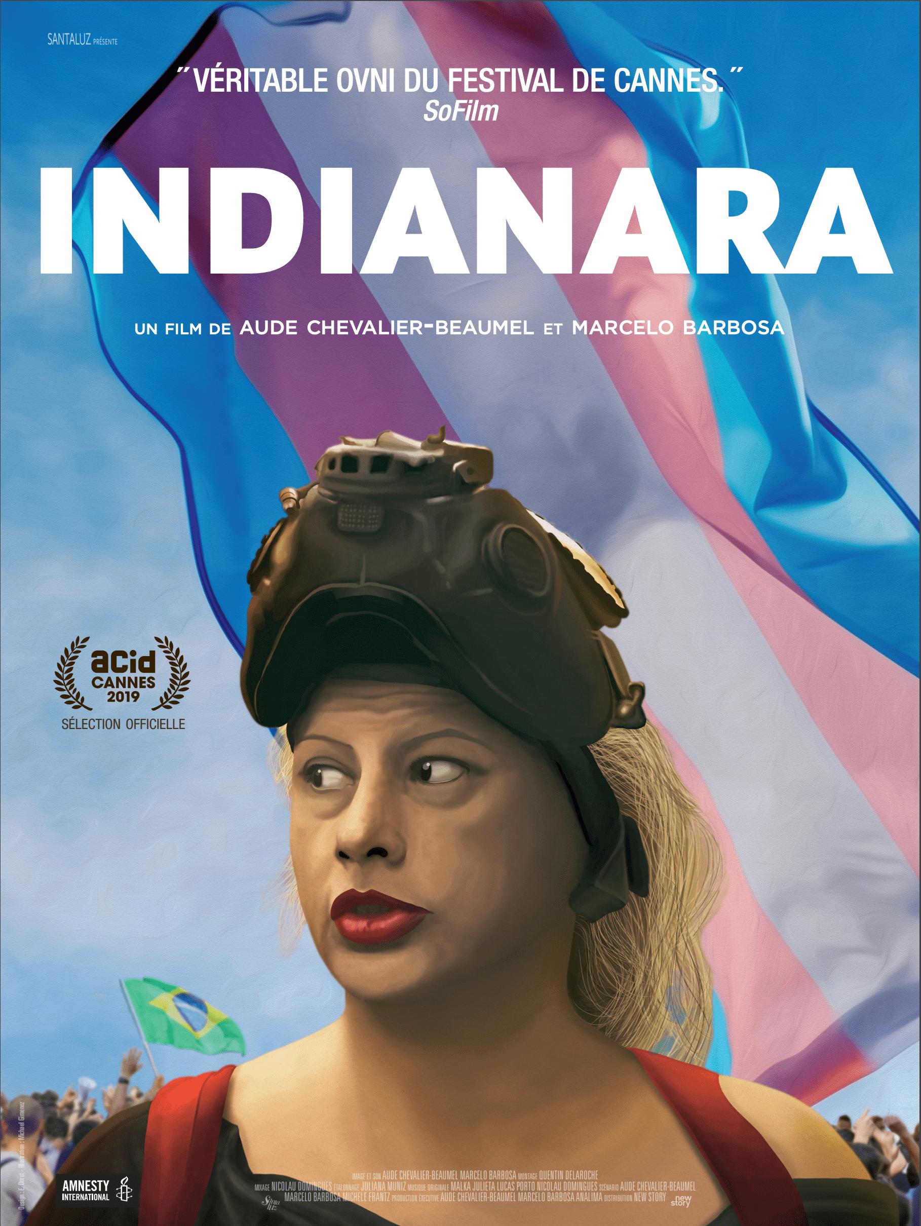 Indianara - Documentaire (2019)
