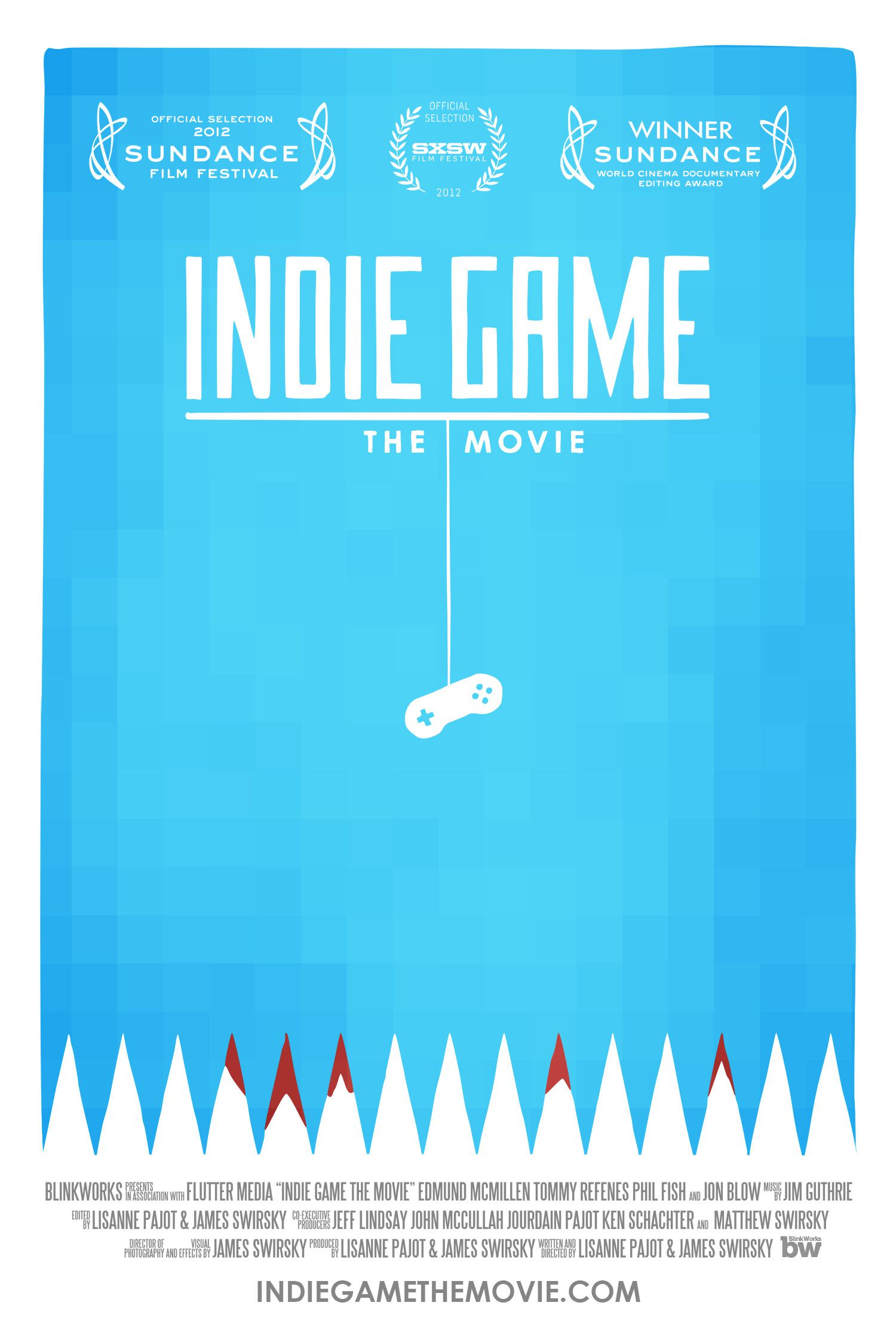 Indie Game : The Movie - Documentaire (2012)