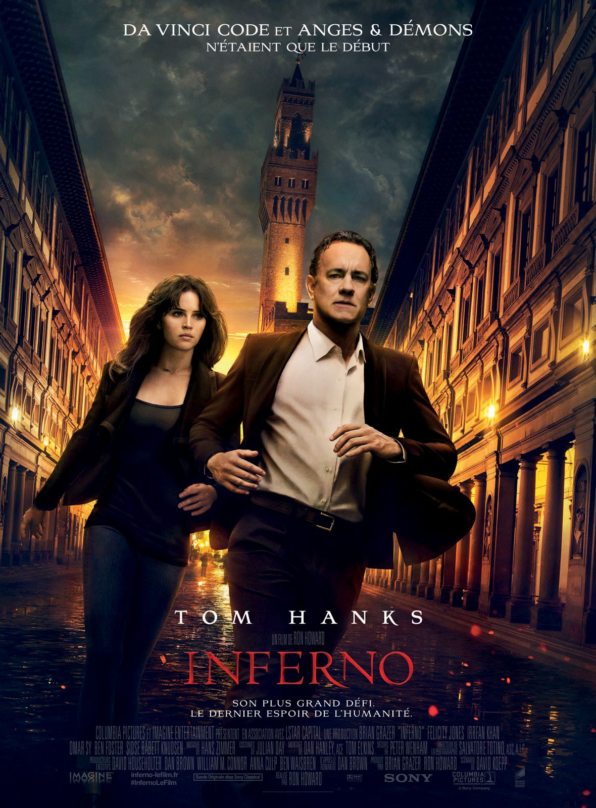 Inferno - Film (2016)