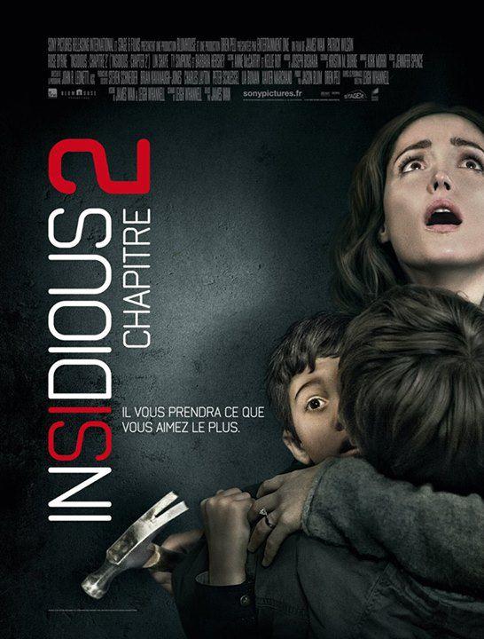 Insidious : Chapitre 2 - Film (2013)