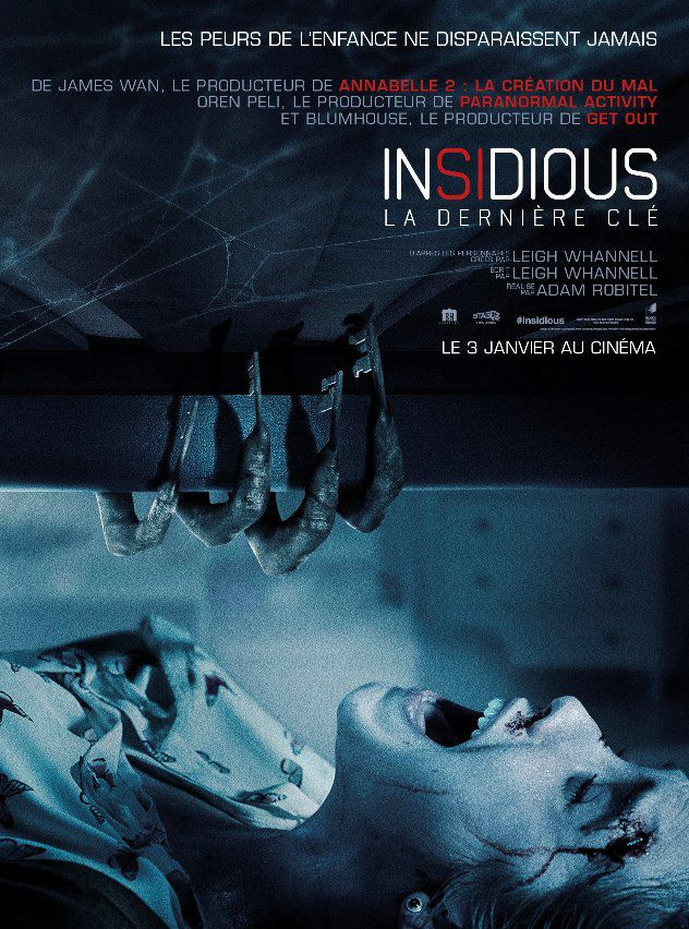 Insidious : La Dernière Clé - Film (2018)