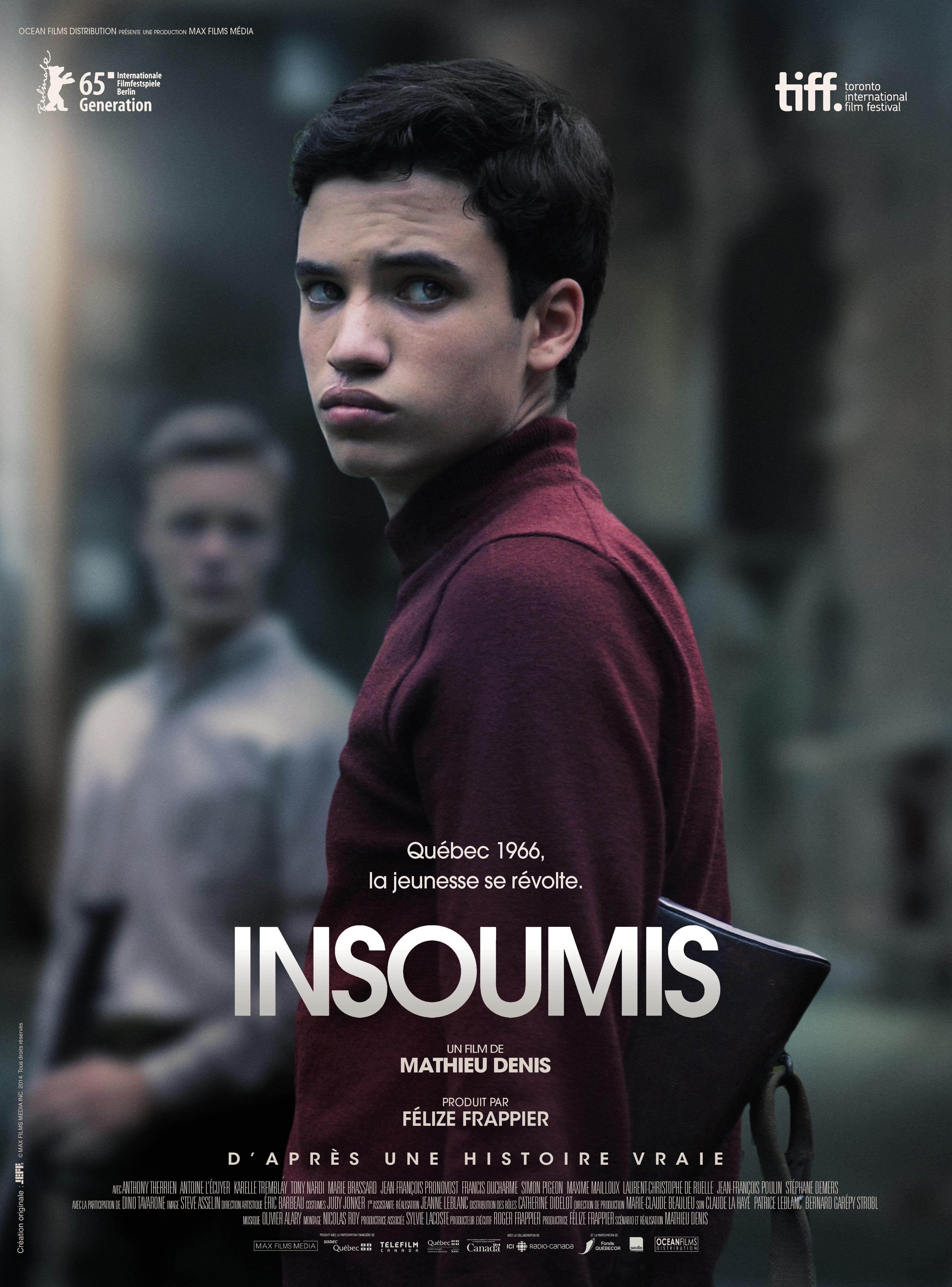 Insoumis - Film (2015)