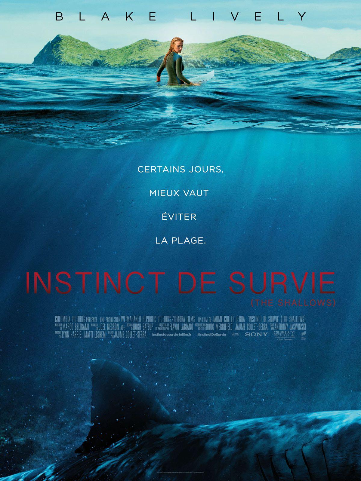 Instinct de survie - Film (2016)