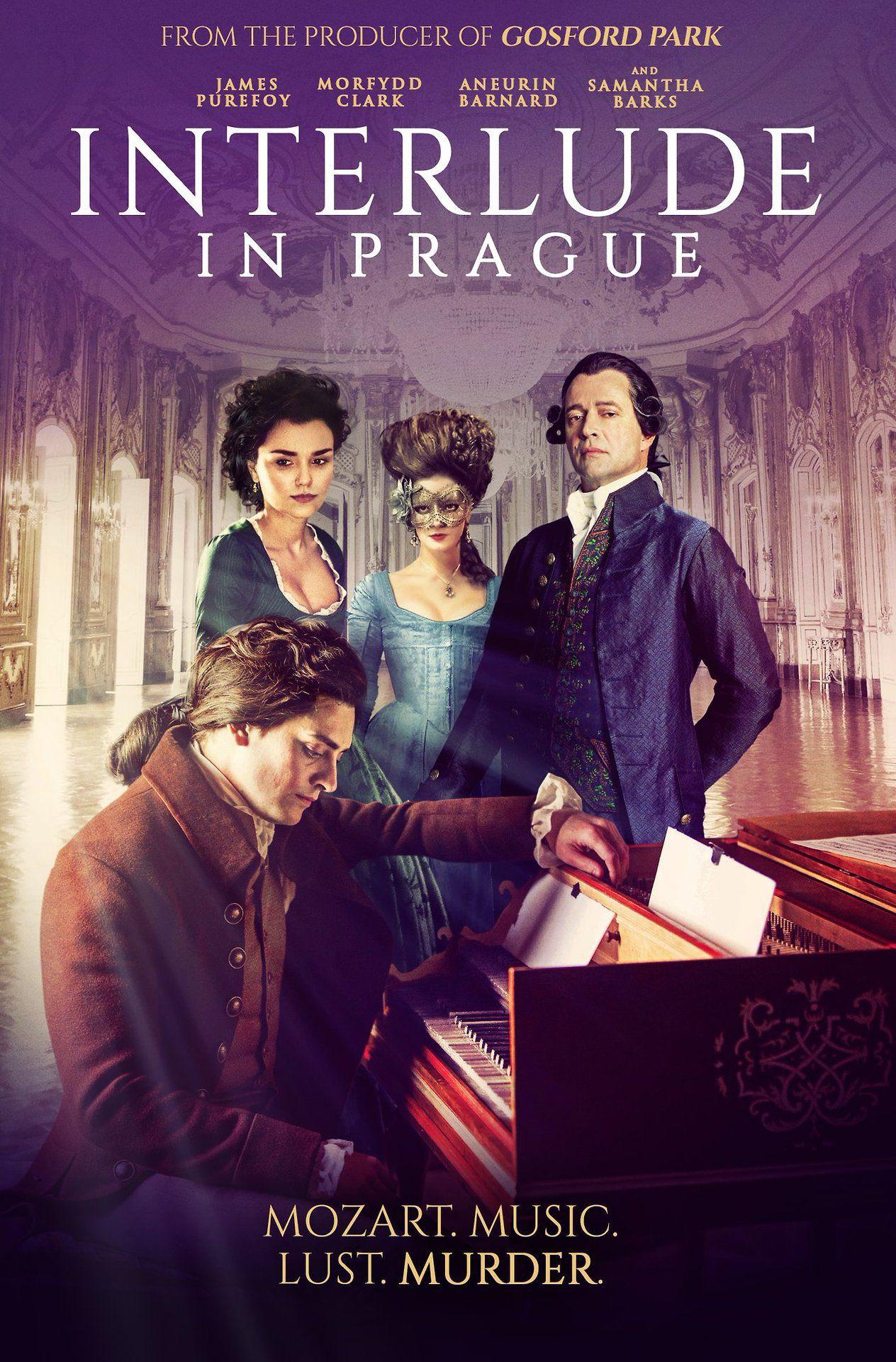 Interlude in Prague - Film (2017)