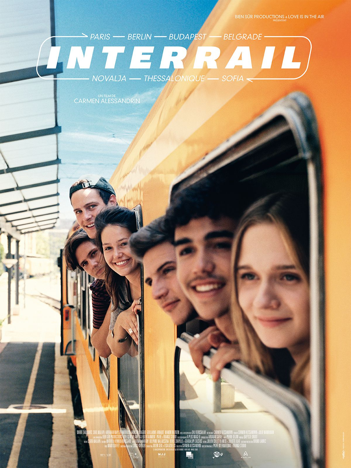 Interrail - Film (2018)