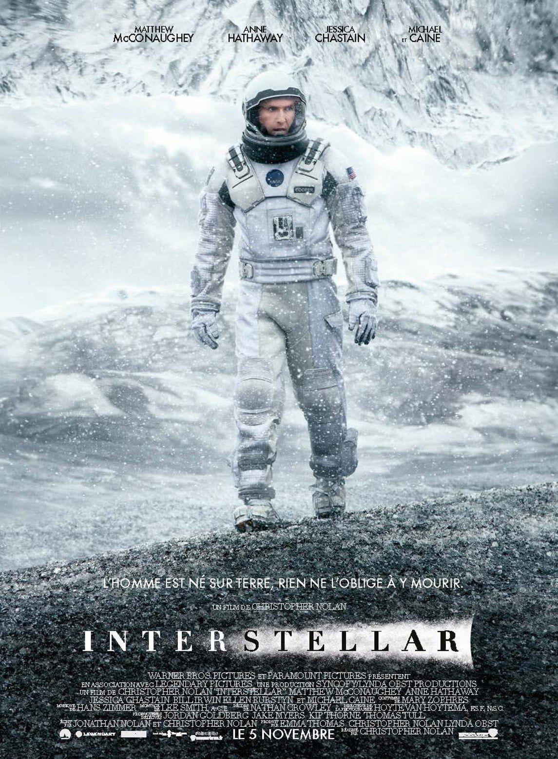 Interstellar - Film (2014)