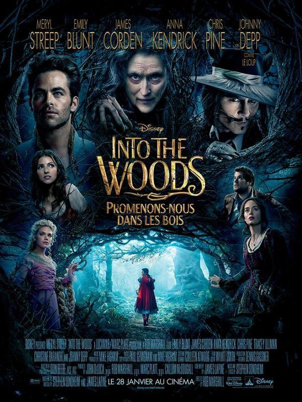 Into the Woods - Promenons-nous dans les bois - Film (2014)
