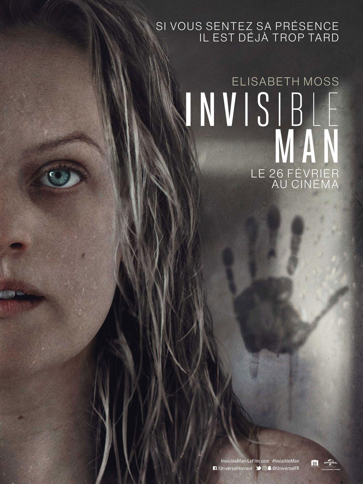Invisible Man - Film (2020)