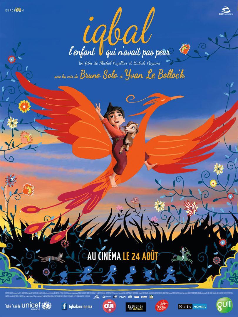 Iqbal, l'enfant qui n'avait pas peur - Long-métrage d'animation (2015)