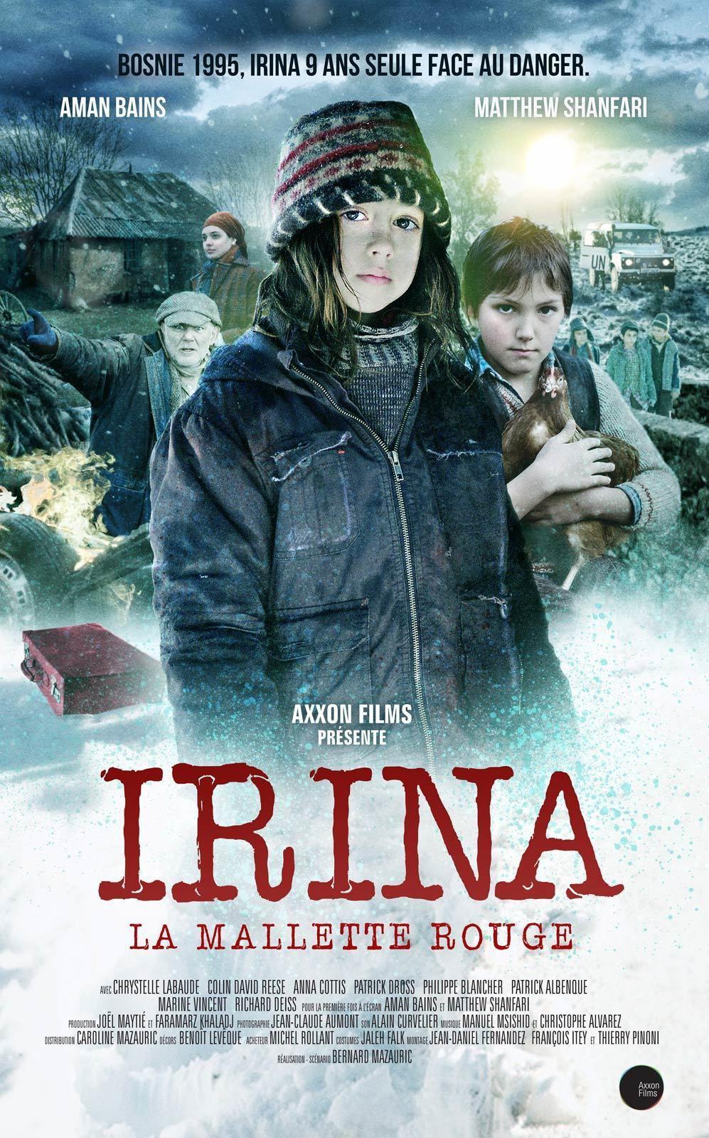 Irina, la mallette rouge - Film (2008)