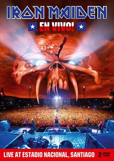 Iron Maiden - En Vivo - Film (2012)
