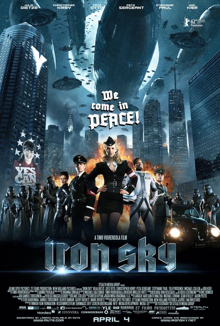 Iron Sky - Film (2012)