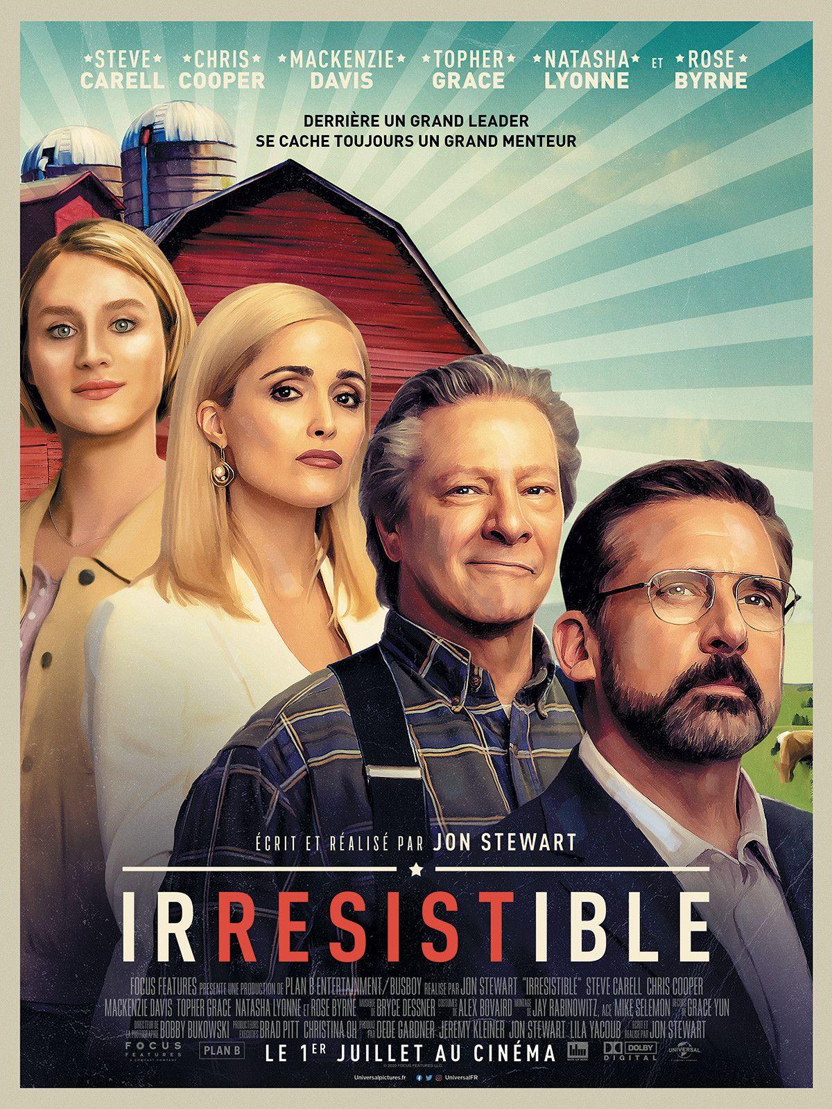 Irresistible - Film (2020)