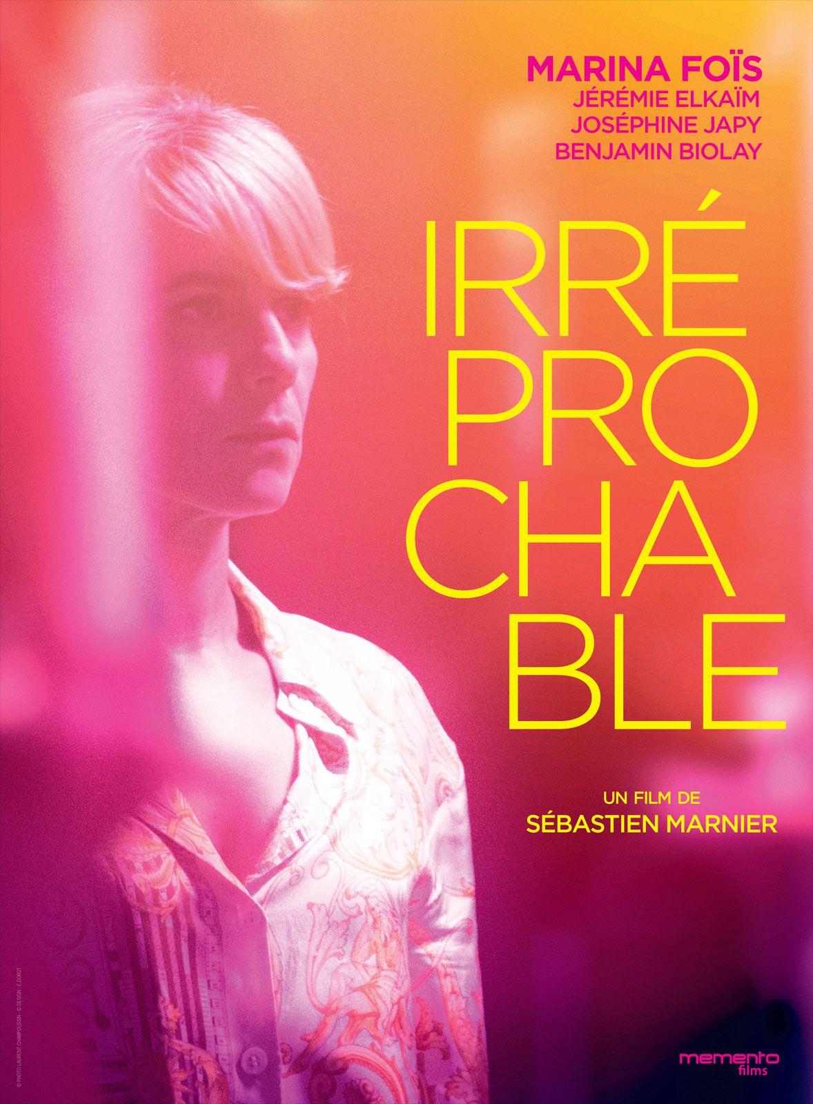 Irréprochable - Film (2016)